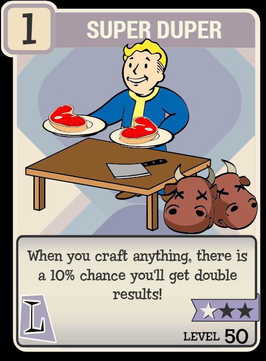 Fallout 76 Super Duper