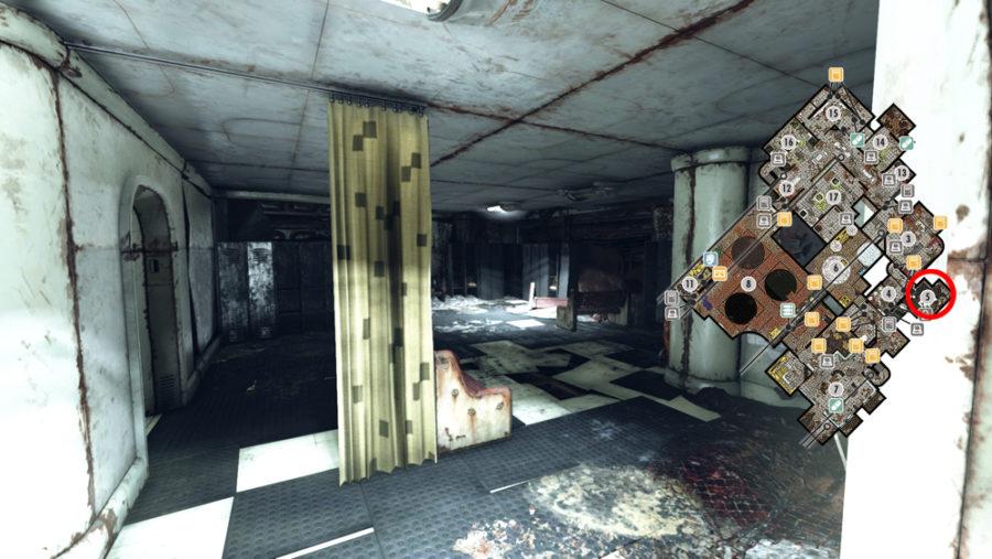 Fallout 76 West tek Research Center Farm