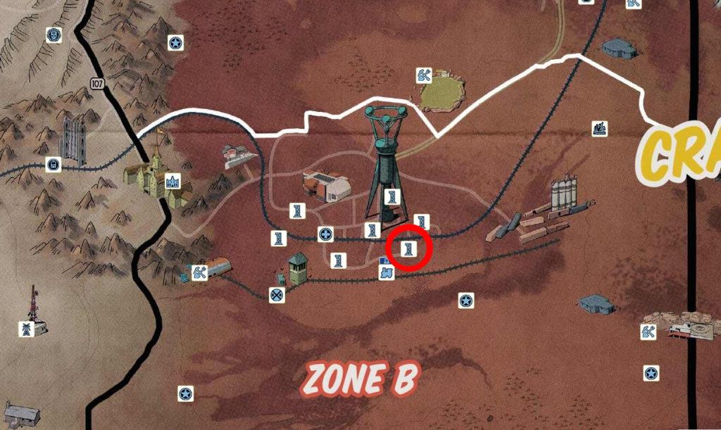Watoga High School Legendary & XP Farm | Fallout 76 | Kevduit
