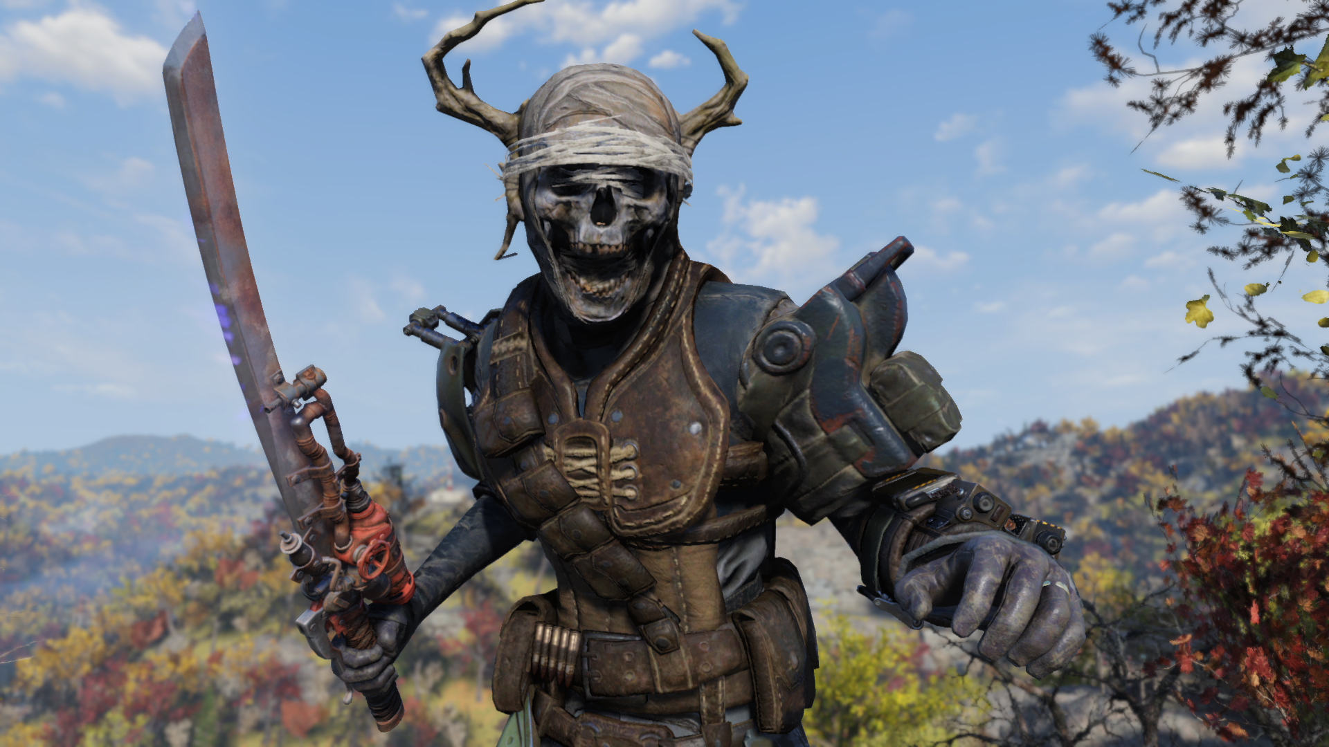 Fallout 76 One Handed Melee Build