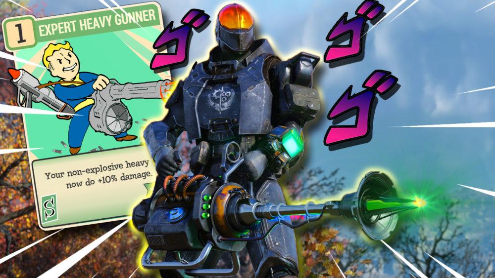 Fallout 76 Plasma Caster Build