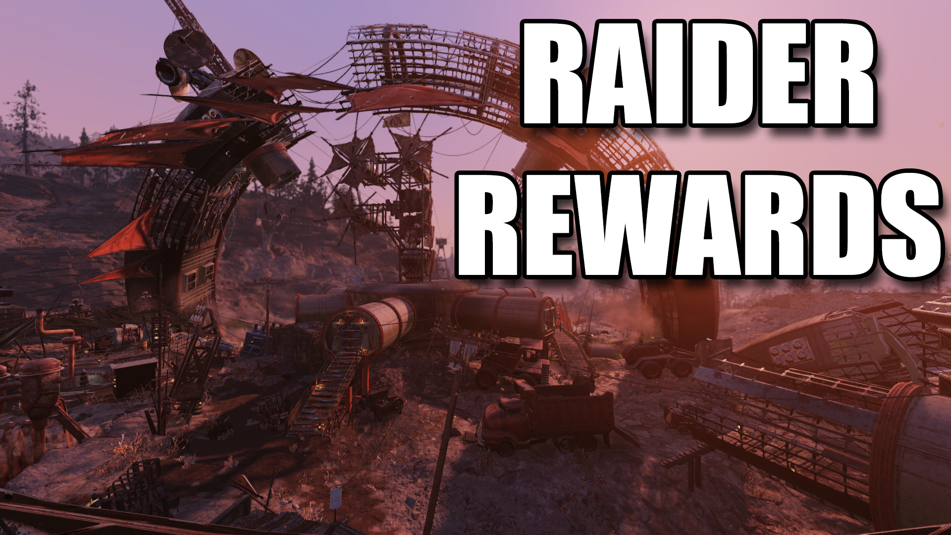 Fallout 76 Raider Rewards