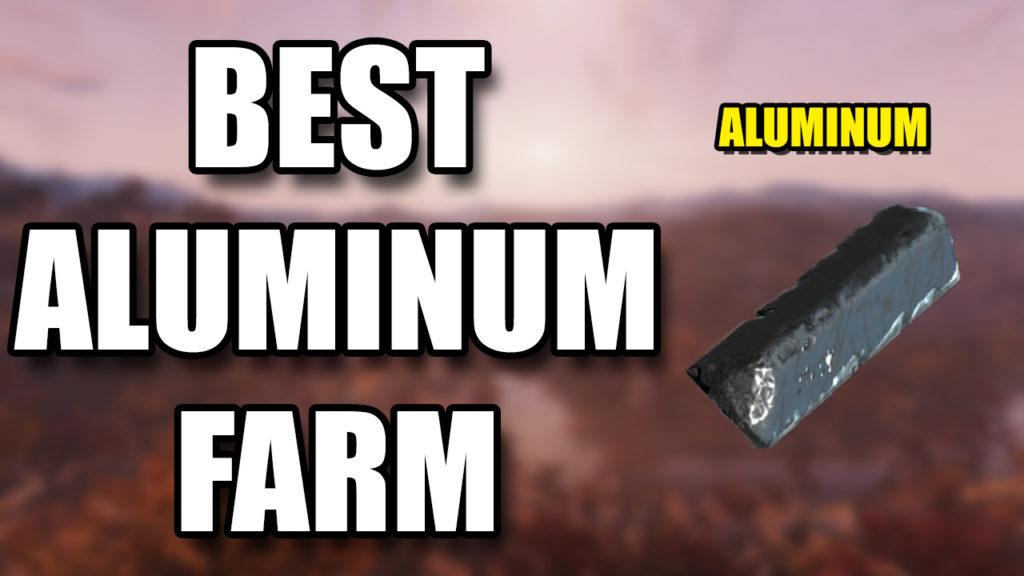 Fallout 76 Aluminum Farm