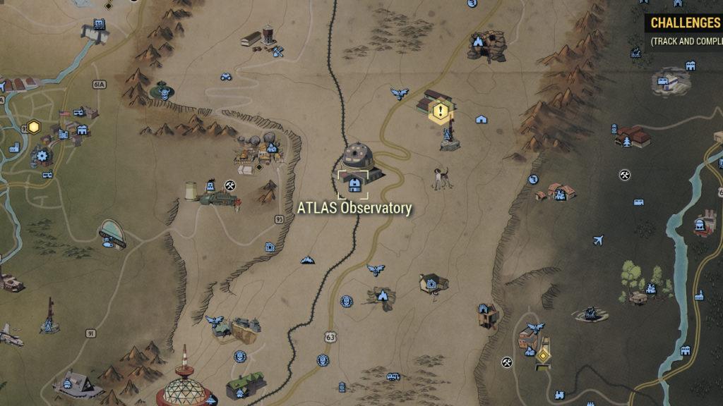 Fallout 76 Asbestos Farm
