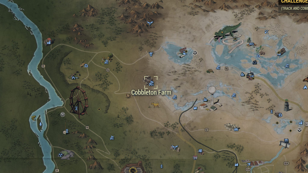 Fallout 76 Fertilizer Farm