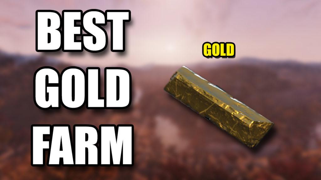 Fallout 76 Gold Farm