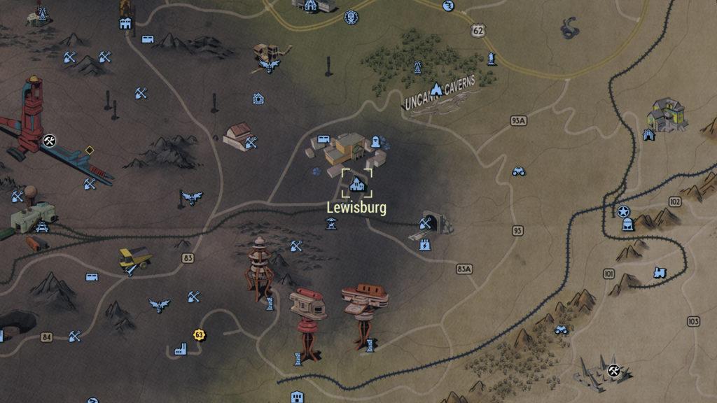 Fallout 76 Rubber Farm