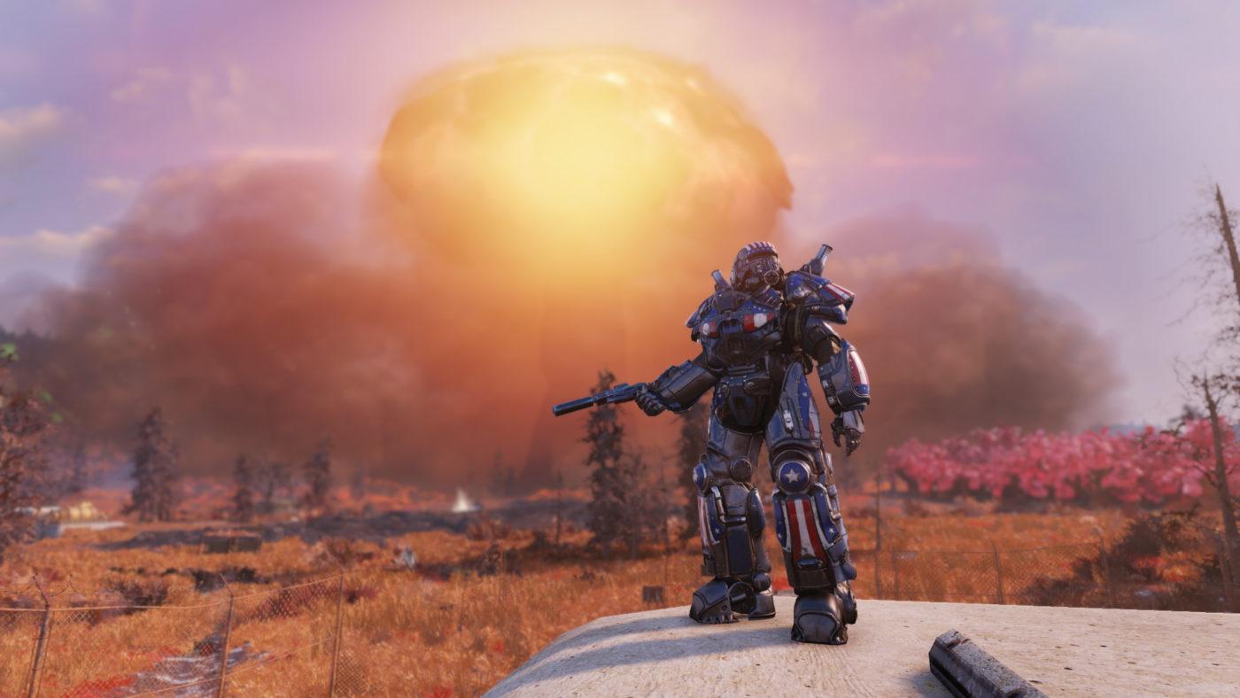 Fallout 76 Nuke Launch