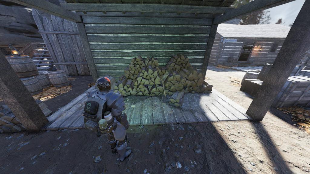 Fallout 76 Wood Farm