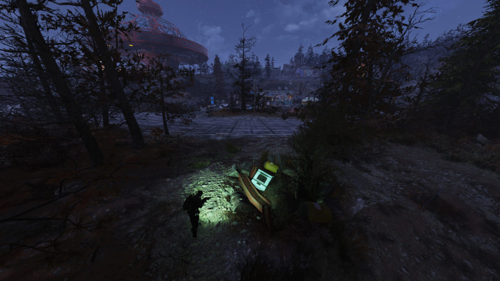 Fallout 76 Savage Divide Camps