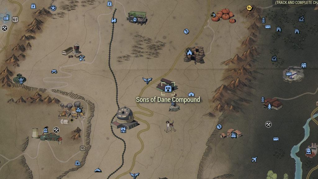 Fallout 76 Oil Farm