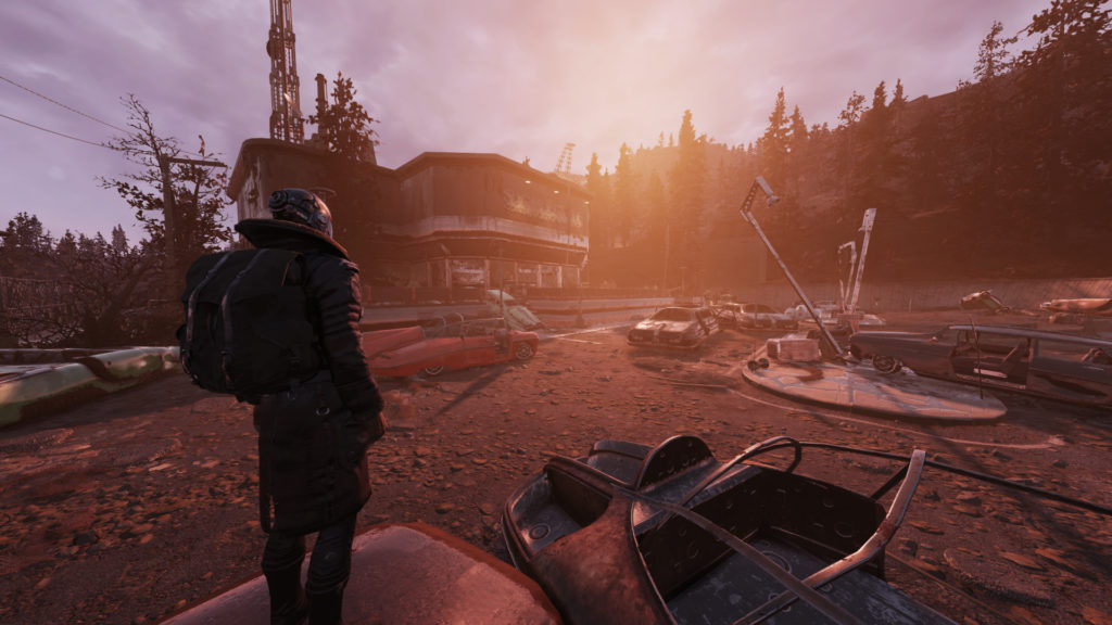 Fallout 76 Sugar Grove