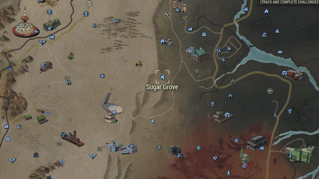 Fallout 76 Copper Farm