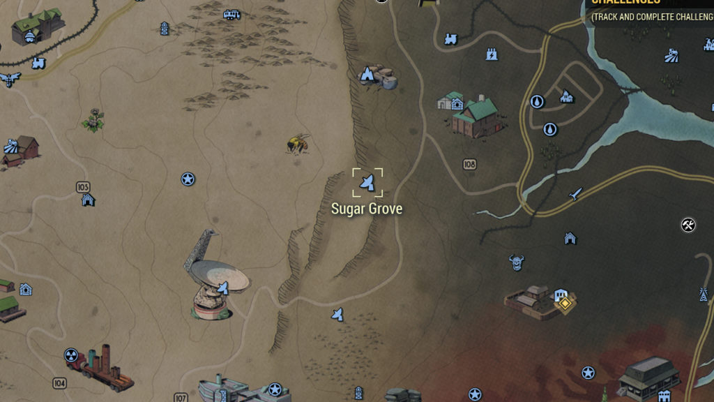 Fallout 76 Springs Farm