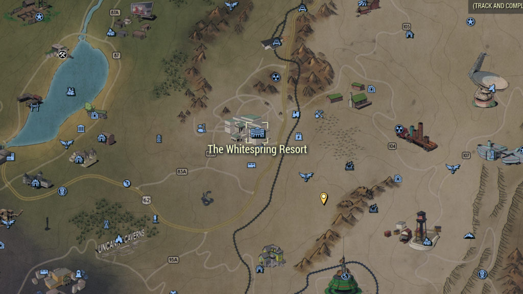 Fallout 76 Glass Farm