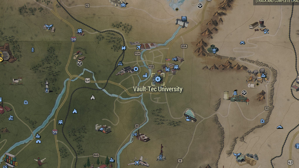 Fallout 76 Gears and Screws Farm