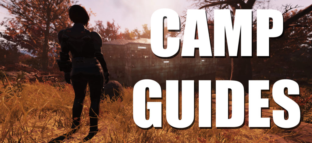 Fallout 76 Camp Guides