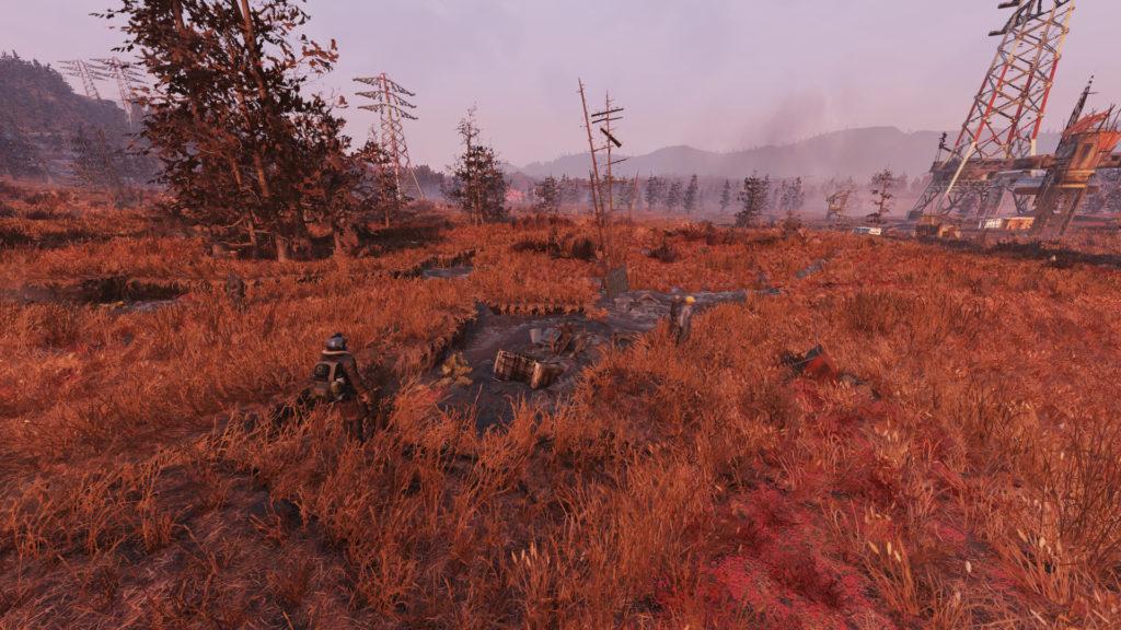 Fallout 76 Cranberry Bog Best Camp