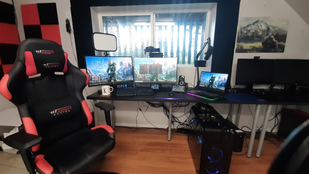 Streaming Setup Kevduit
