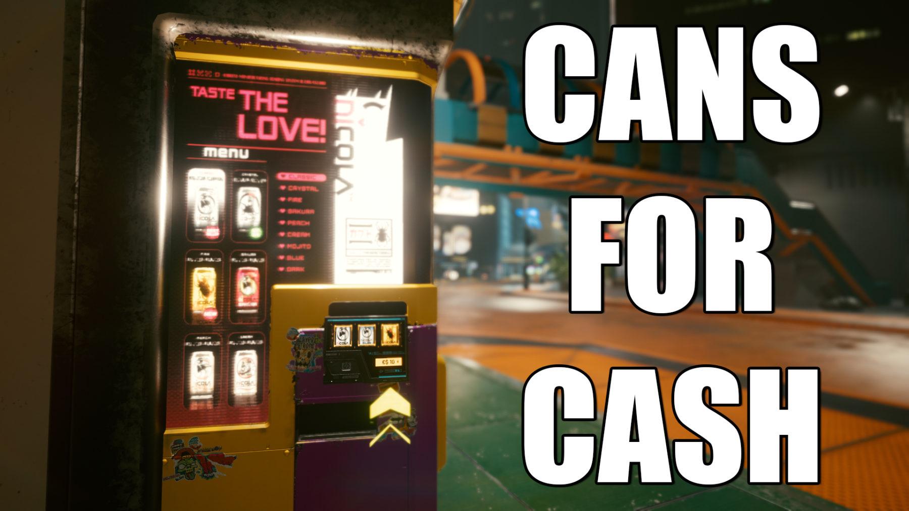 Cyberpunk 2077 Making Money Fast Guide