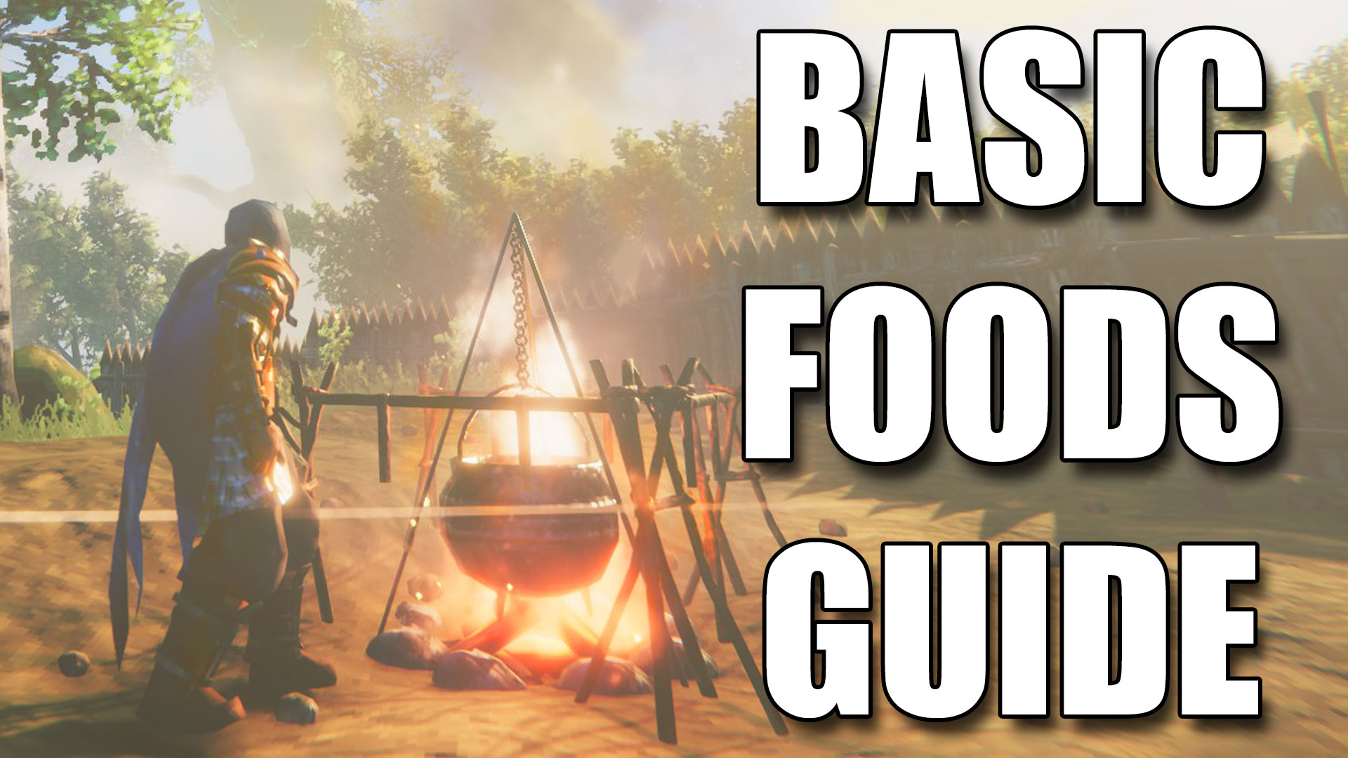 Basic Foods Guide Valheim