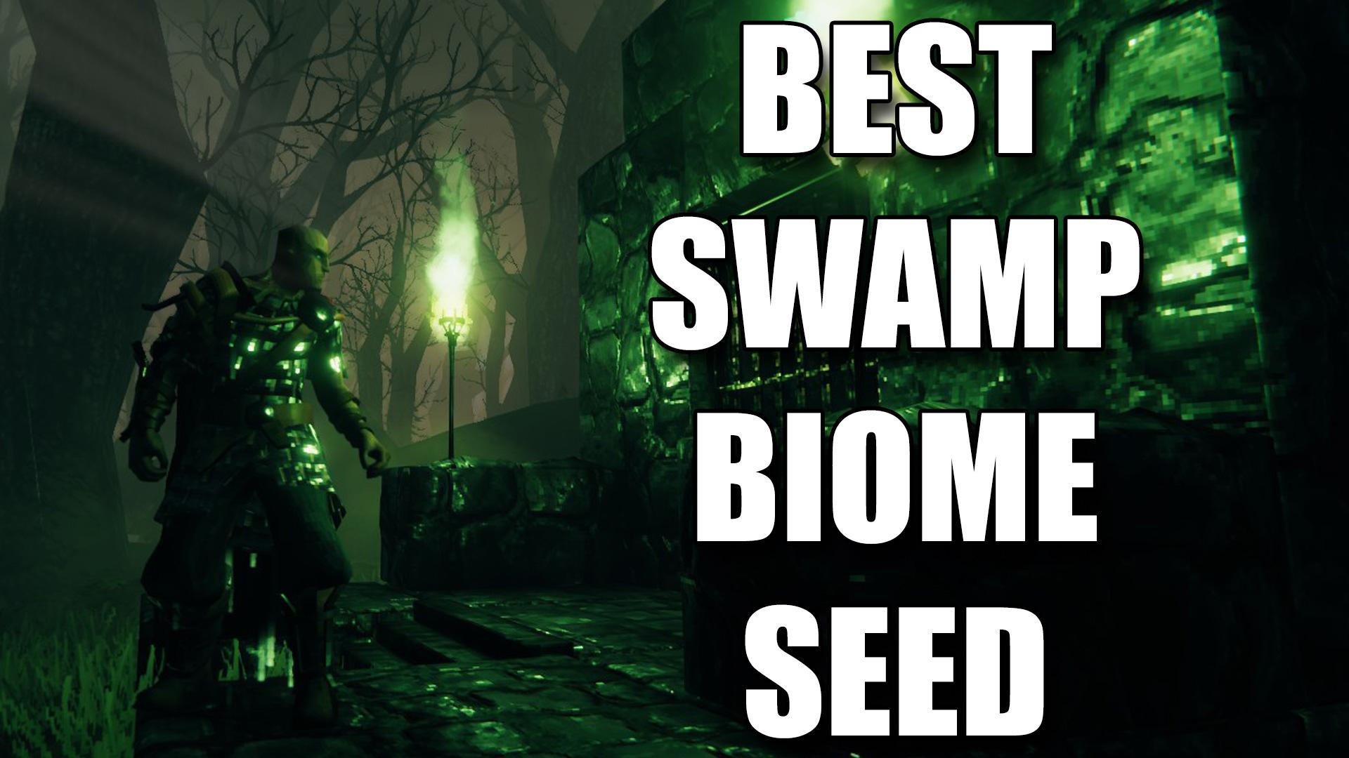 Valheim Best Swamp Biome Seed
