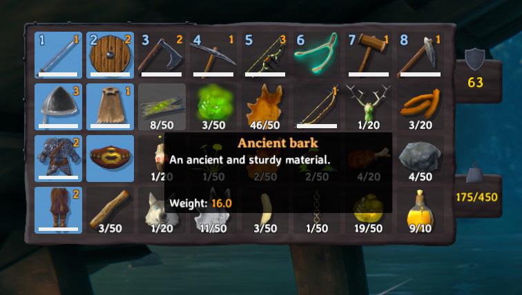 Valheim Ancient Bark