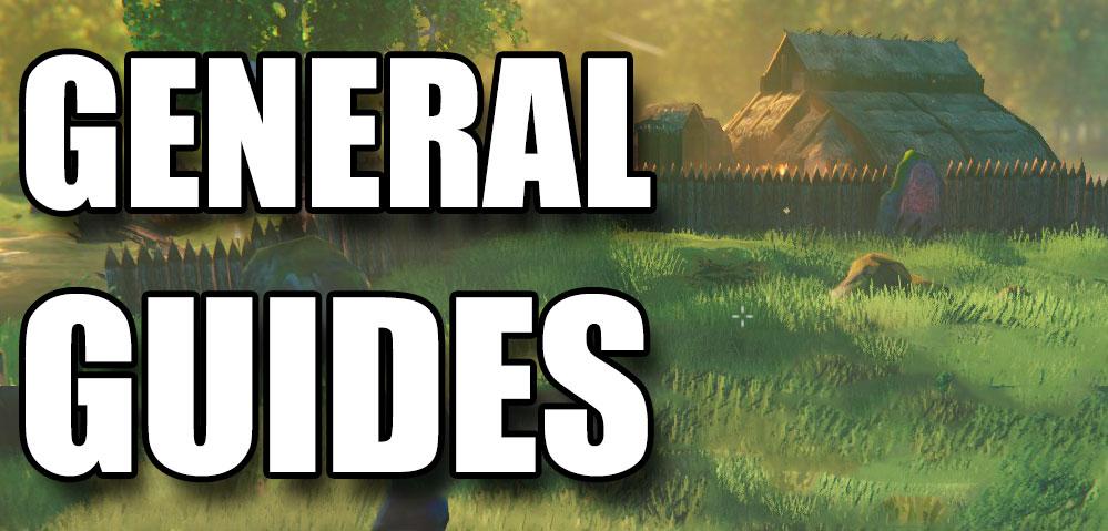 Valheim General Guides