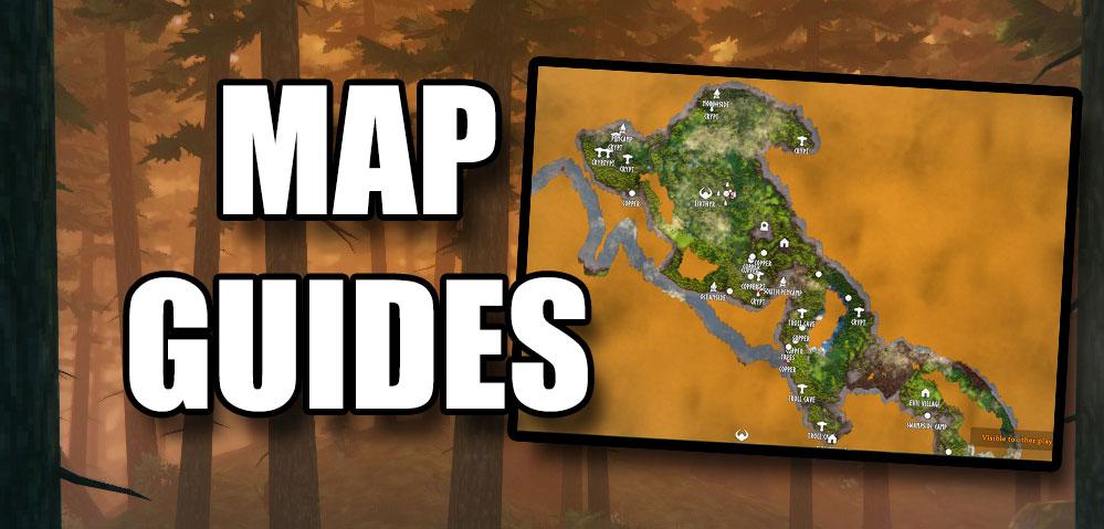 Valheim Map Guides
