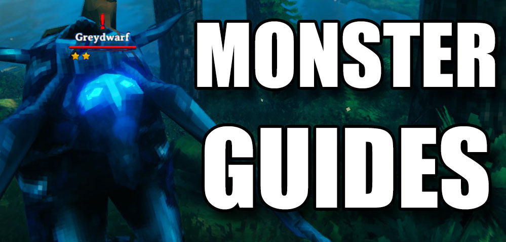 Valheim Monster Guides