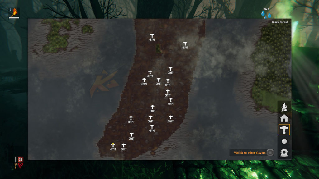 Valheim Swamp Biome