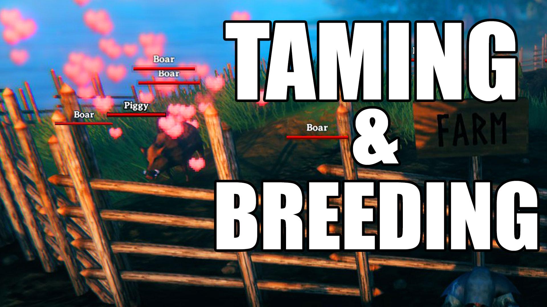 Valheim-Taming-and-Breeding