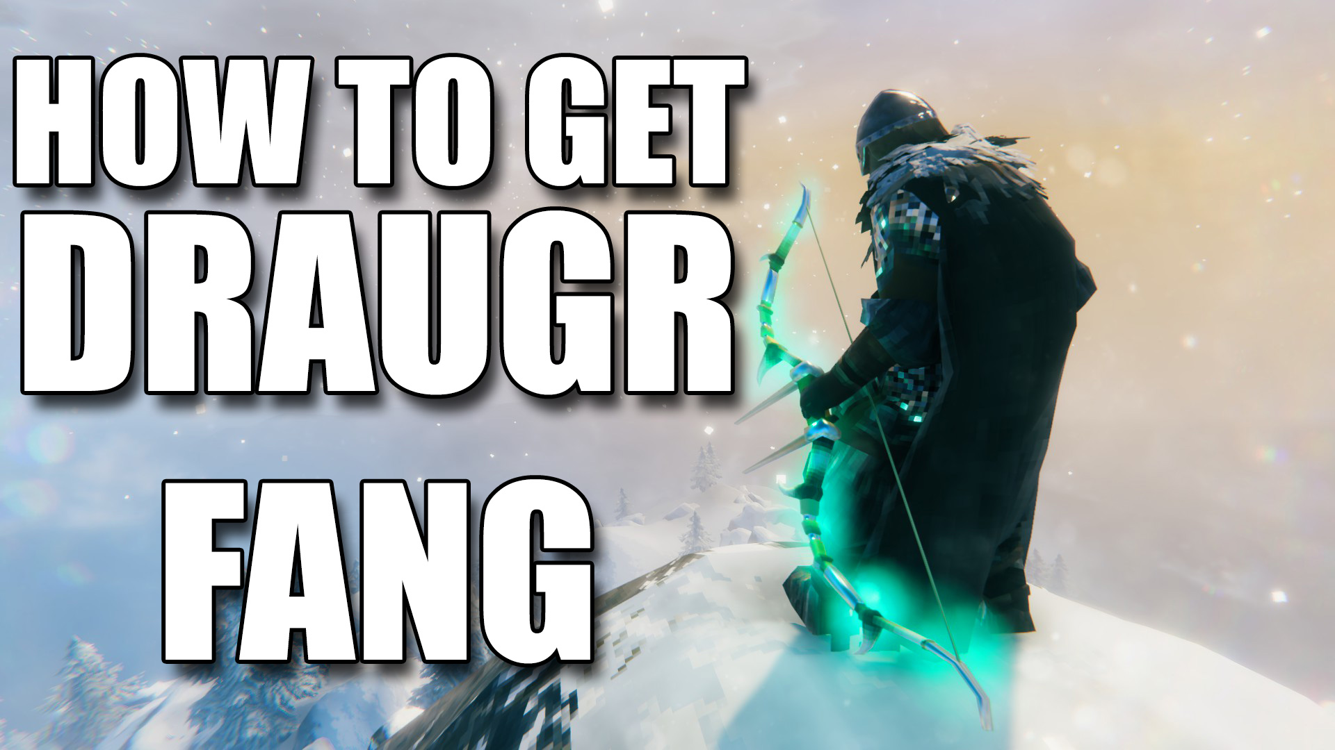 How to get Draugr Fang in Valheim