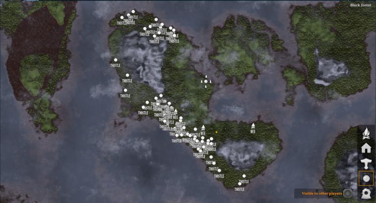 Valheim Foraging Guide