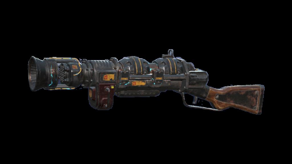 Fallout 76 Shotgun