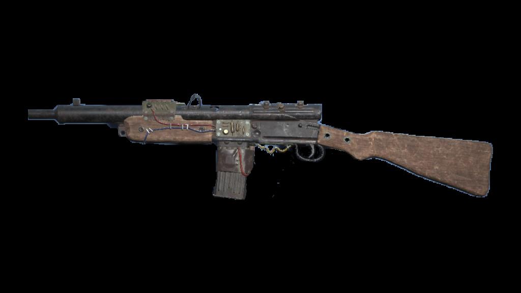 Fallout 76 Rifle