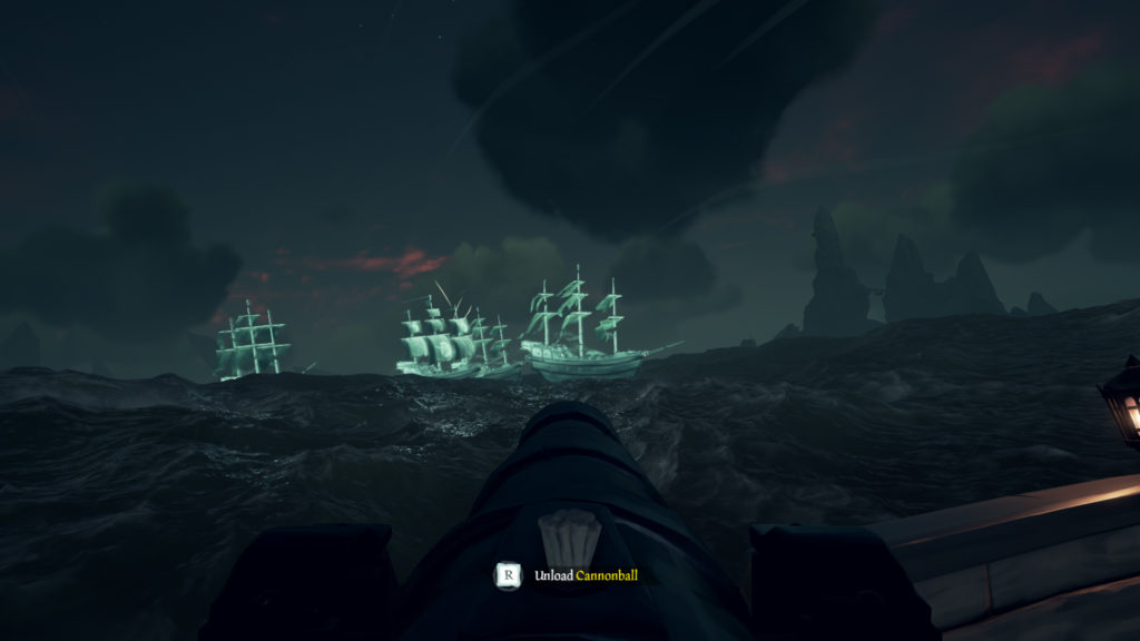 Sea of Thieves Order's Ghost Fleet