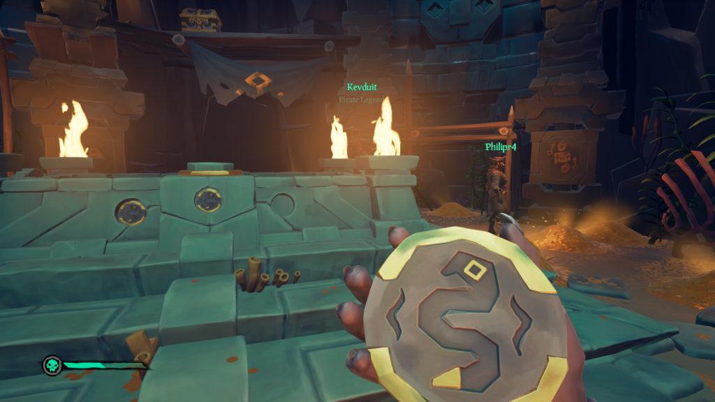 Sea of Thieves Vault