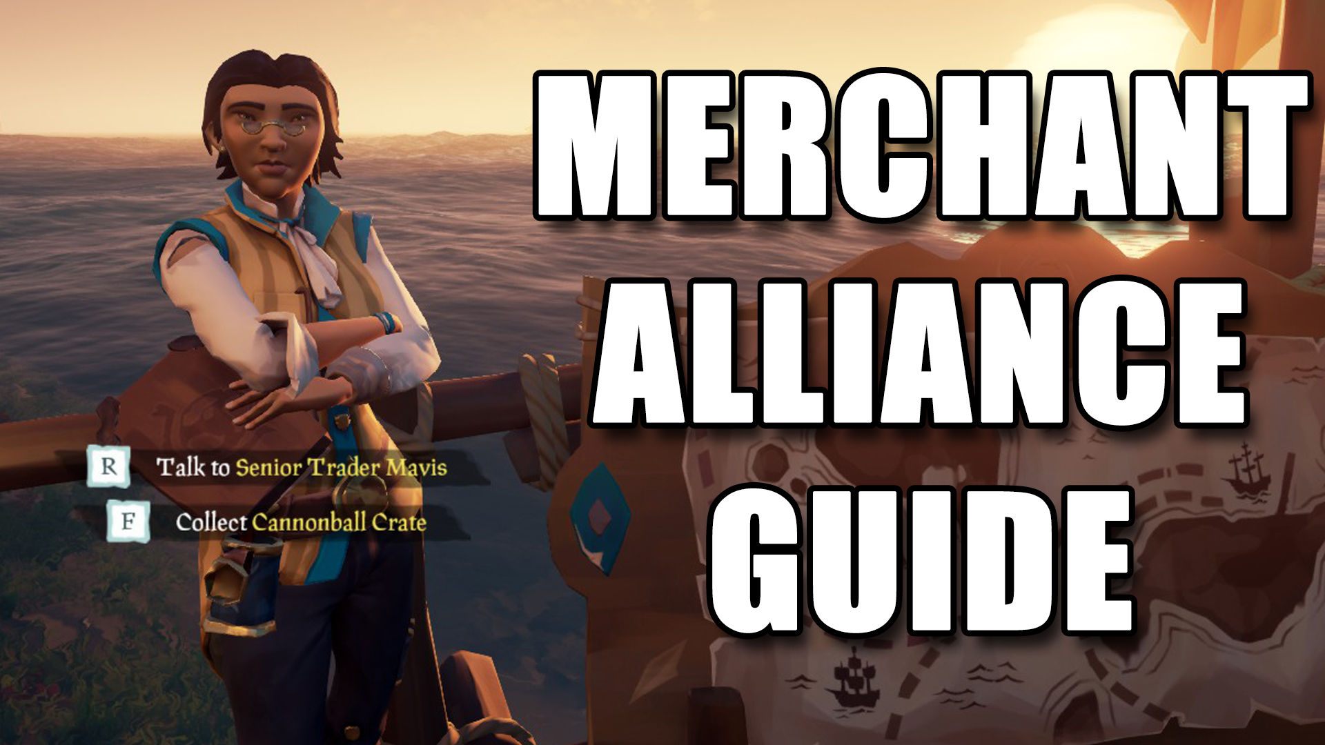 Sea of Thieves Merchant Quests