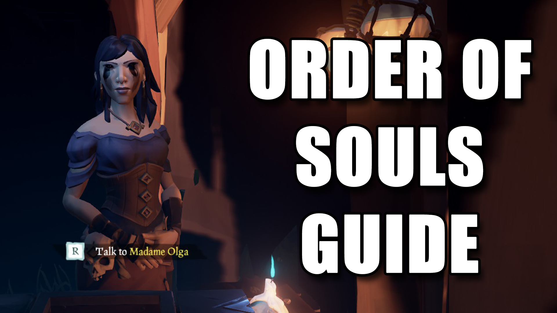 Sea of Thieves Order of Souls Quests