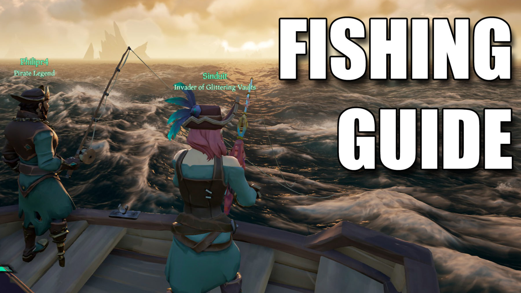 Sea of Thieves Fishing