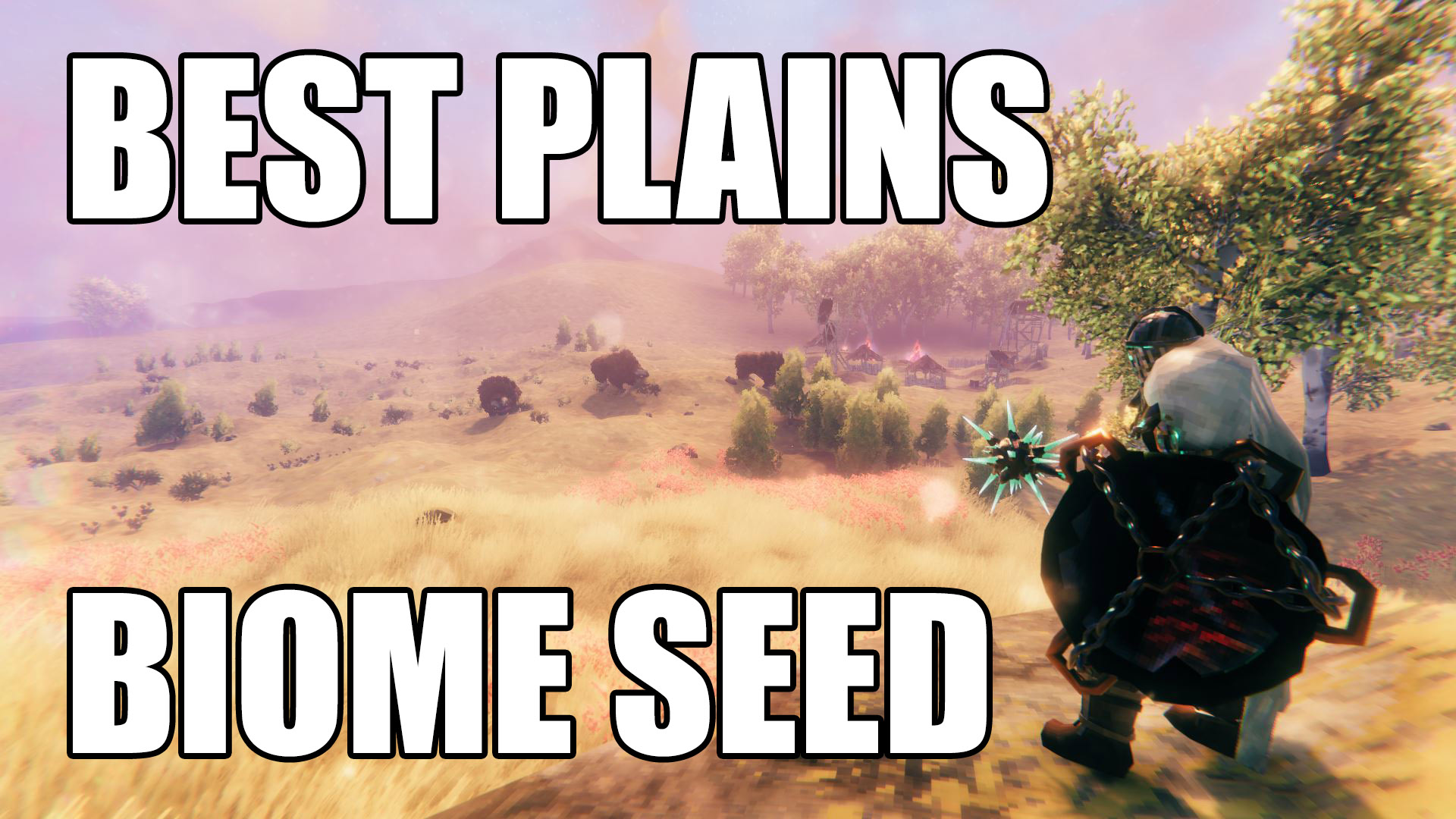 Best Plains Biome Seed