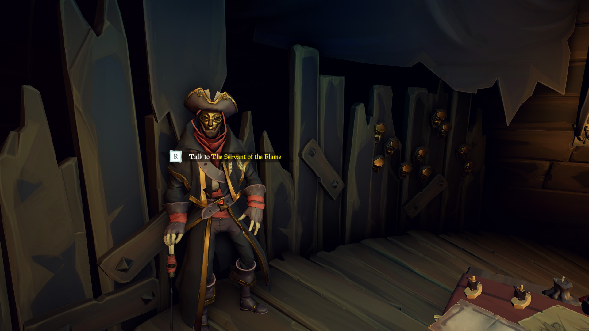 Sea of Thieves Reapers Alliance Guide