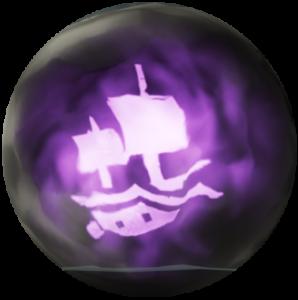 Ballestball Cursed Cannonball