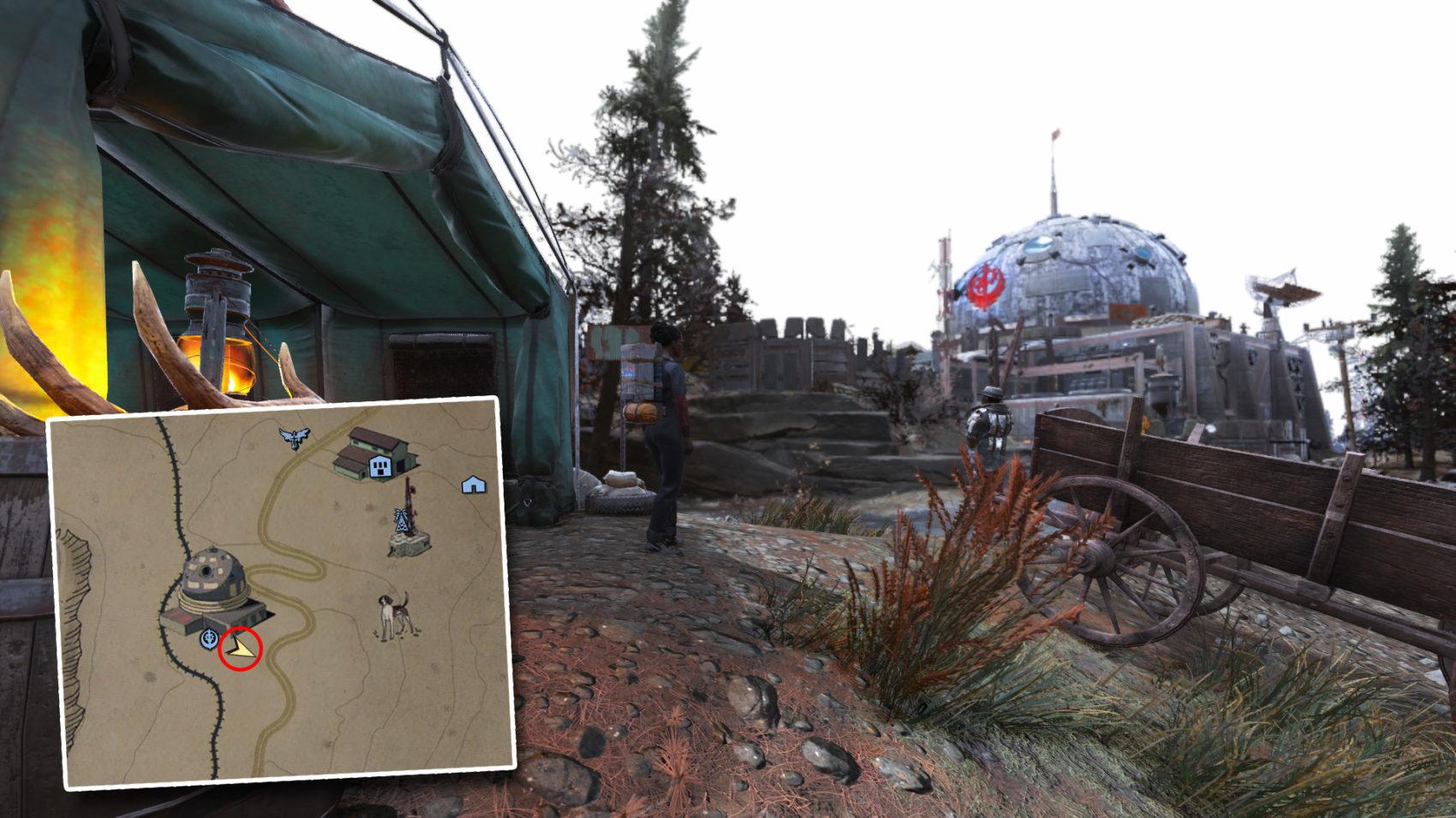 Fallout 76 Minerva