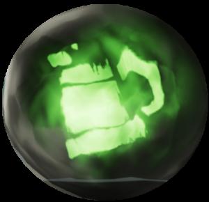 Grogball Cursed Cannonball