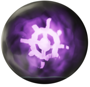 Helmball Cursed Cannonball