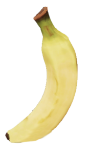 Banana From Sea of Thieves