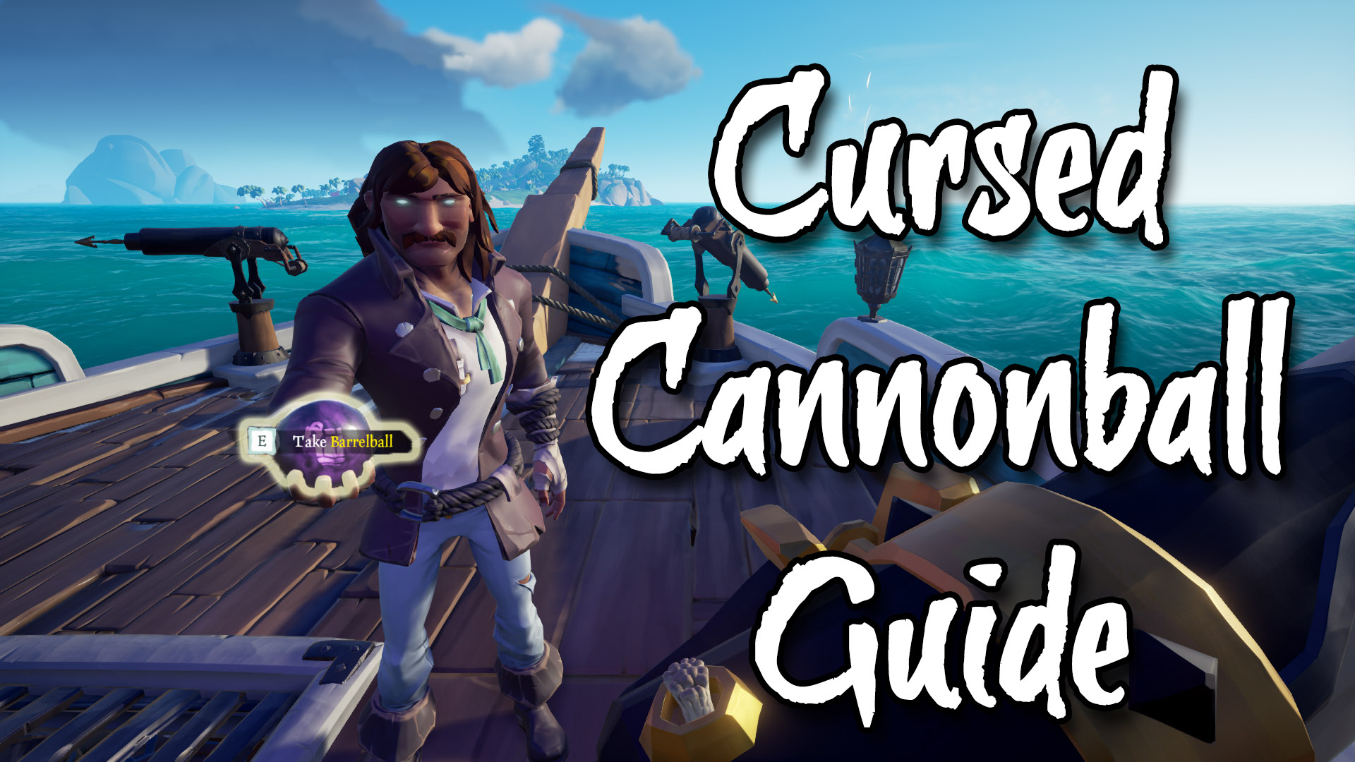 Cursed Cannonball Guide Thumbnail