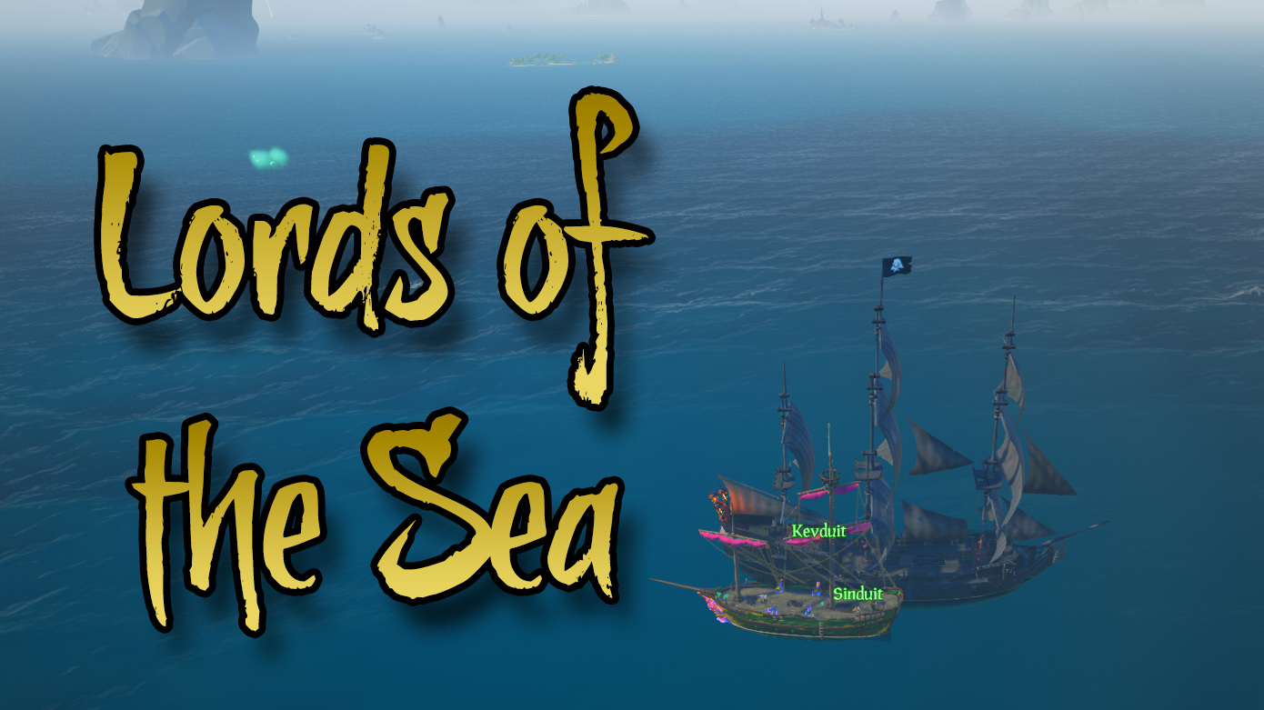 Sea of Thieves Lords of the Sea Thumbnail